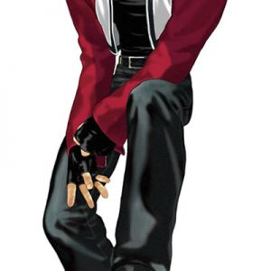 ROCK HOWARD KING OF FIGHTERS JACKET