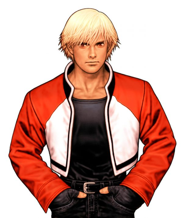 ROCK HOWARD KING OF FIGHTERS JACKETS