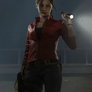 CLAIRE REDFIELD RESIDENT EVIL 2 JACKET