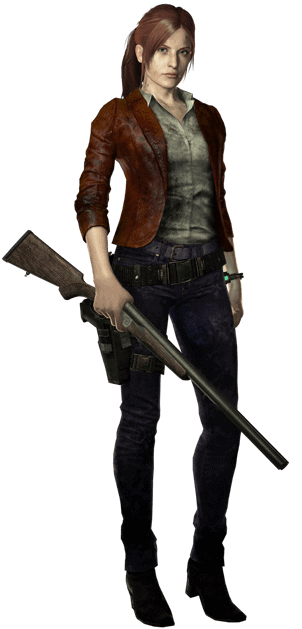 CLAIRE REDFIELD MAROON LEATHER JACKET