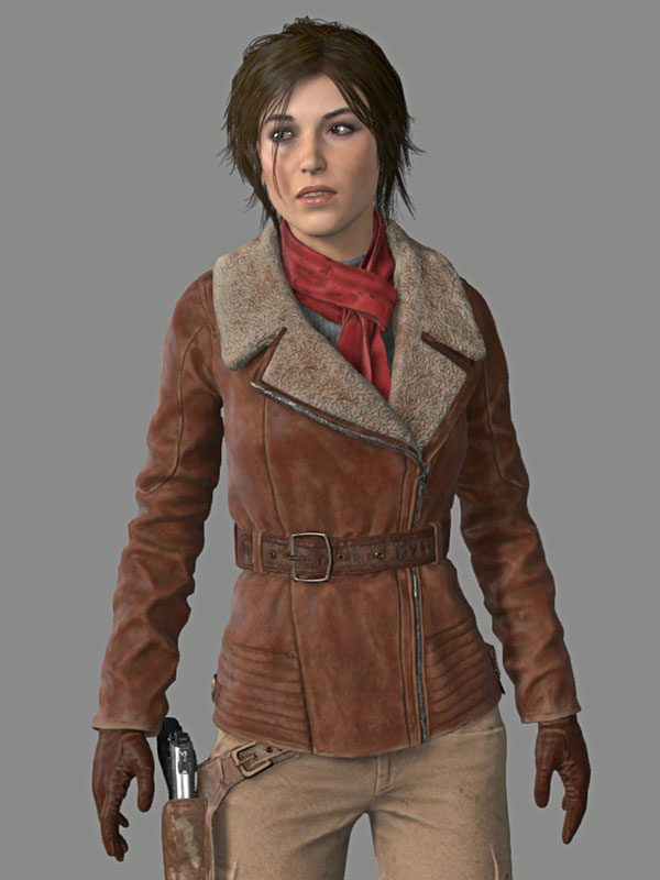 Rise-of-The-Tomb-Raider-Lara-Croft-Aviator-Brown-Leather-Jacket