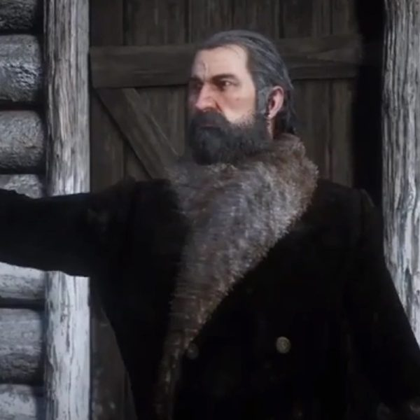 EPILOGUES RED DEAD REDEMPTION 2 COAT