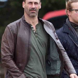 Baby Driver Buddy Leather Jacket
