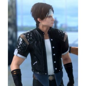 THE KING OF FIGHTERS KYO KUSANAGI DESTINY JACKET