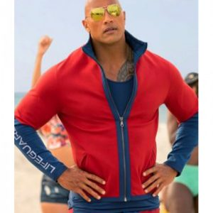 Baywatch Dwayne Johnson Stylish Jacket