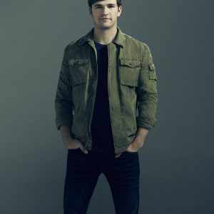 Beyond TV Series Burkely Duffield Jacket