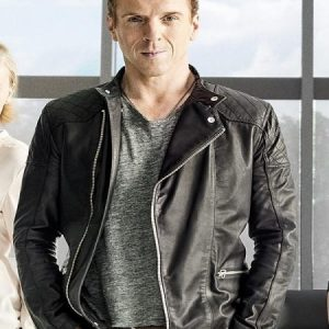 Billions Damian Lewis Black Jacket