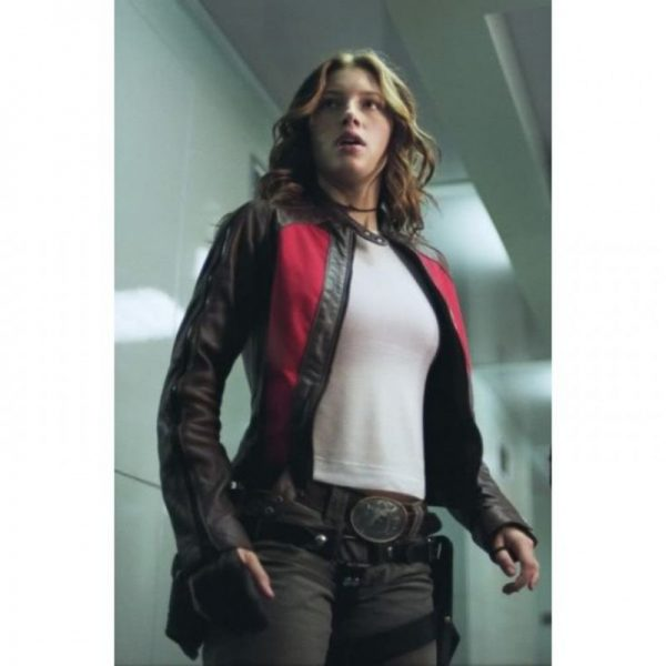 Blade Trinity Whistler Abigail Leather Jacket 2
