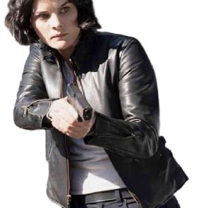 Blindspot Jane Doe Black Leather Jacket