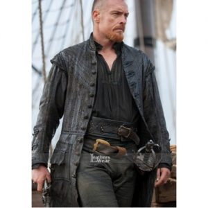Captain Flint Black Sails Toby Stephen Coat
