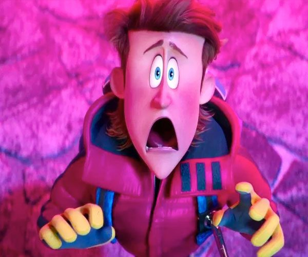 Smallfoot James Corden Is Percy Jacket Replica Movie Cartoon