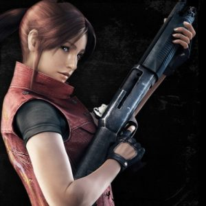 Claire-Redfield-Resident-Evil-4-Maroon-Jackets