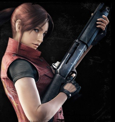 Claire Red Field Resident Evil 4 Cosplay Vest