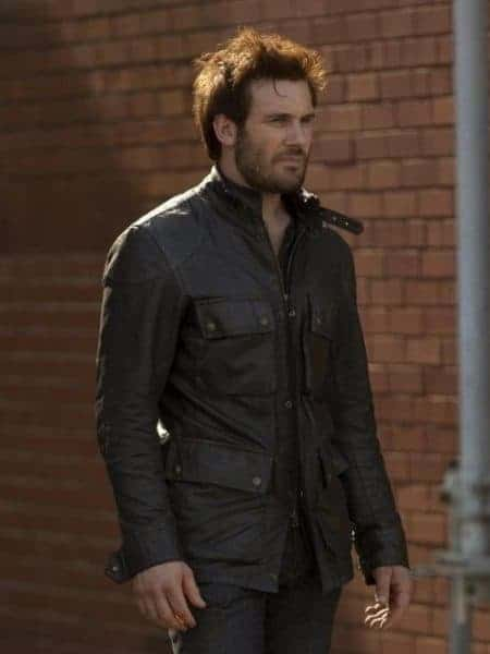 Movie Replica Jacket Inspired By Clive Standen