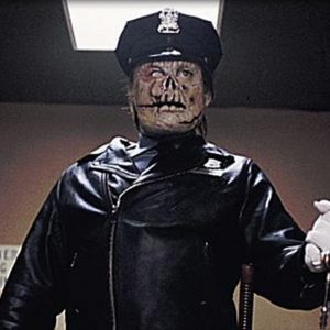 Maniac Cop 2 Replica Movie Jacket