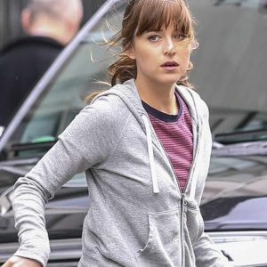Dakota Johnson Fifty Shades Hoodie