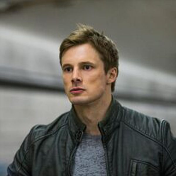 Damien TV Series Bradley James Leather Jacket