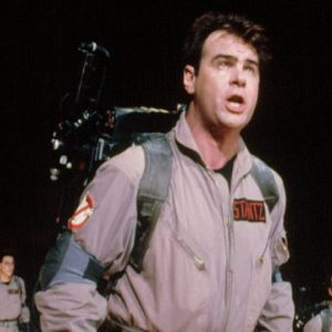 Ghostbusters Movie Jacket Replica By Dan Aykroyd