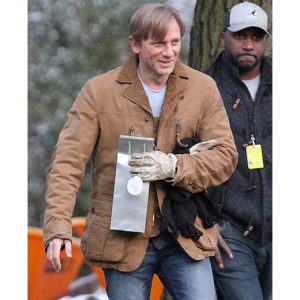 Daniel Craig Outfit: Dream House Cotton Jacket