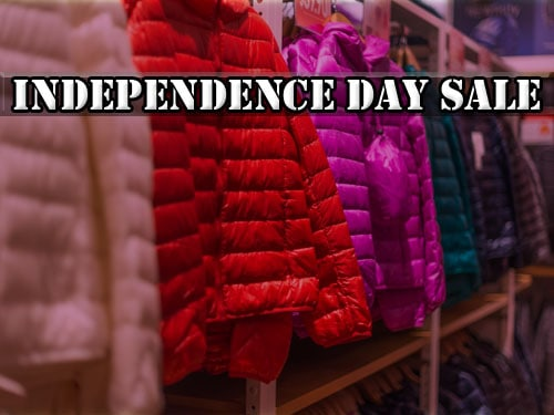 US Independence Day Sale