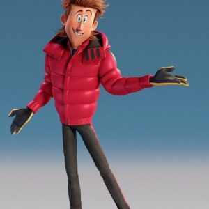 Cartoon Movie Replica Jacket: Smallfoot James Corden Is Percy Jacket