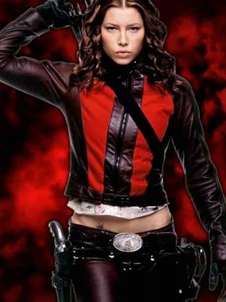 Jessica-Biel-Blade-Trinity-Abigail-leather-Jacket-450x600
