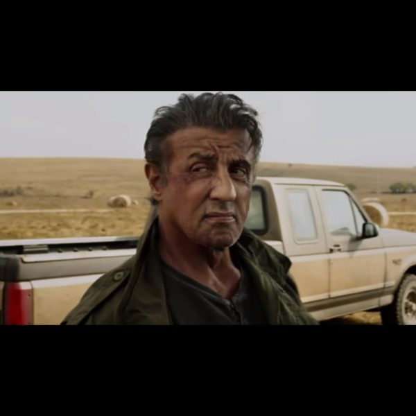 Rambo 5 Last Blood Sylvester Stallone Movie Jacket