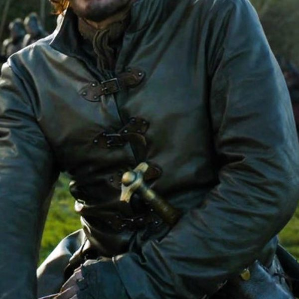 Mens biker jacket sale: Jerome Flynn Replica Movie Jacket - Game of Thrones