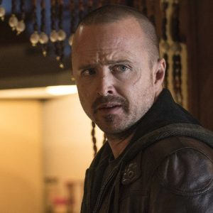 Movie Jacket: El Camino: A Breaking Bad Movie - Aaron Paul Hooded Jacket