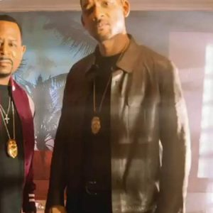 Will Smith Leather Jacket Replicas