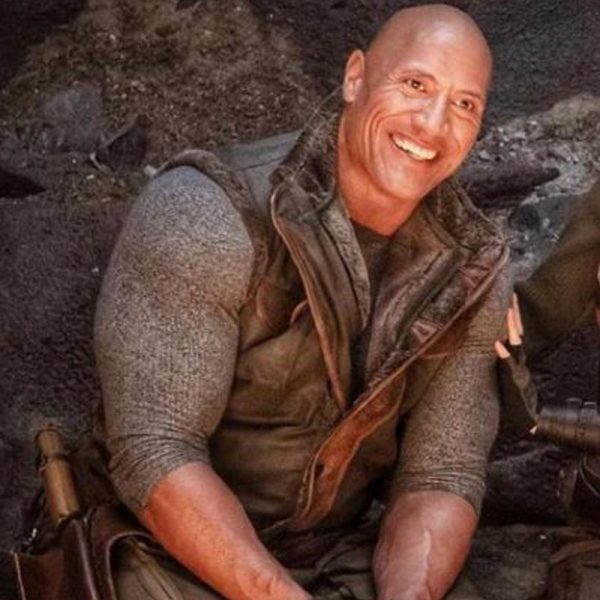 Buy Replica Dwayne Johnson Leather Vest in Jumanji 3