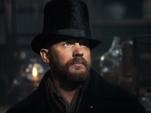 A Christmas Carol - Tom Hardy