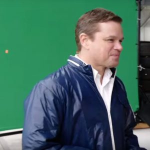 Matt Damon Carroll Shelby Ford Vs Ferrari - Movie Clothing Replicas