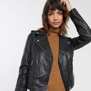 womens leather and suede jackets
