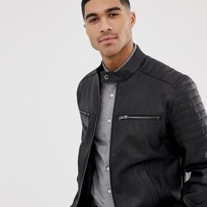Mens Leather Outerwear At JacketsInn