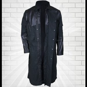 Adam Jensen Trench Coat - Deus Ex Game