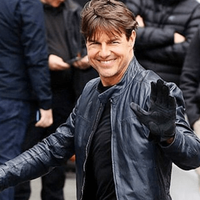 Buy replica Tom Cruise Mission Impossible 3 Ethan Hunt replica real leather Jacket