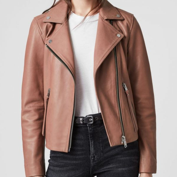 Cheap Biker Leather Jacket For Women