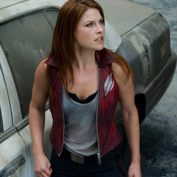 Redfield Vest With Claire Redfield