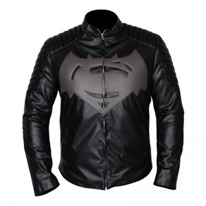 Superman Gray Black Jacket with S Logo online