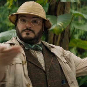 Jumanji Jack Black Real Suit jacket