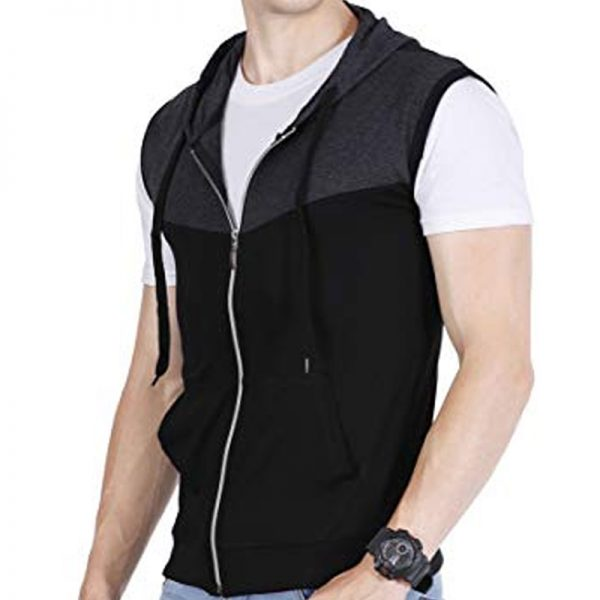 vest jacket style men in fashion style