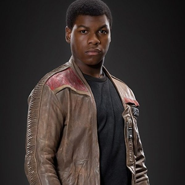 Star Wars Brown leather Jacket for mens,