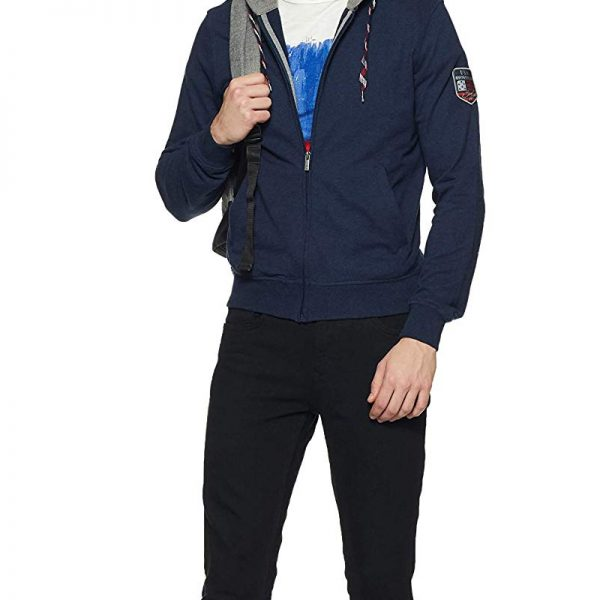 classy looks for mens in cotton hoddie style