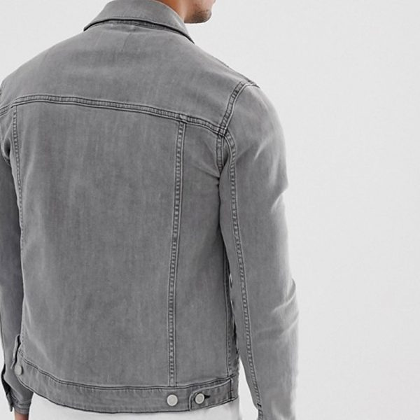 trending denim outfits jackets for men in style
