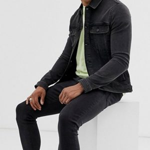 Denim Jacket Trend In Mens Wears