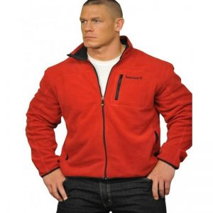 Red Jacket WWE John Cena