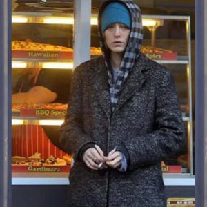 Grey Coat Stephanie Patrick In women Trendy Dressup