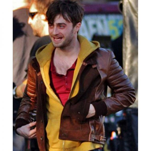 Daniel Radcliffe Costume In IG Perrish Horns