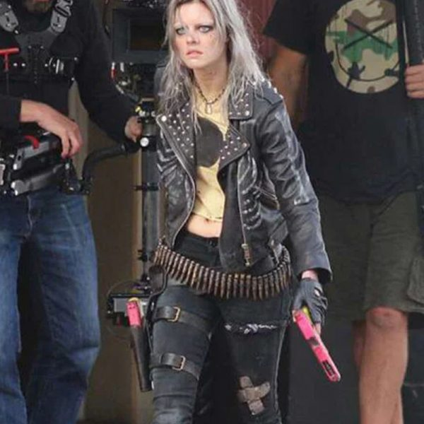Guns Akimbo Samara Weaving Jacket